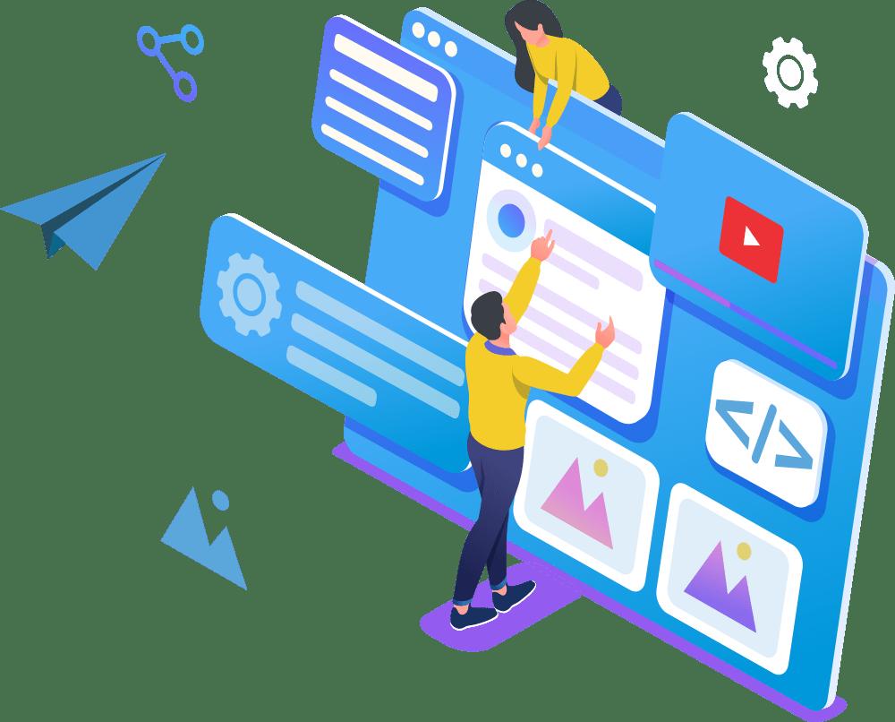 Create Event Websites