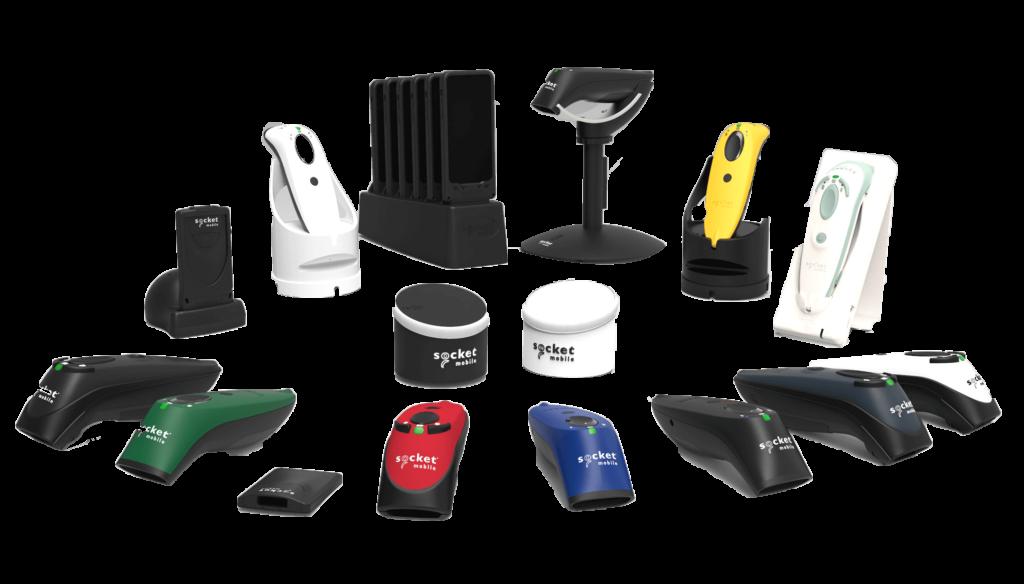 Socket Mobile scanners